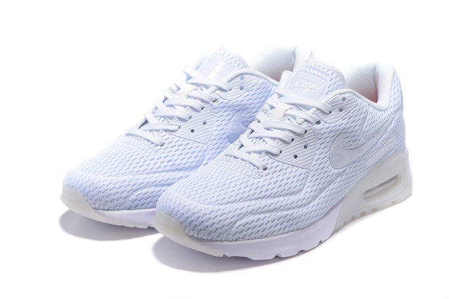 Nike Air Max 90 Ultra Breathe Trainer Mens Trainers Pure