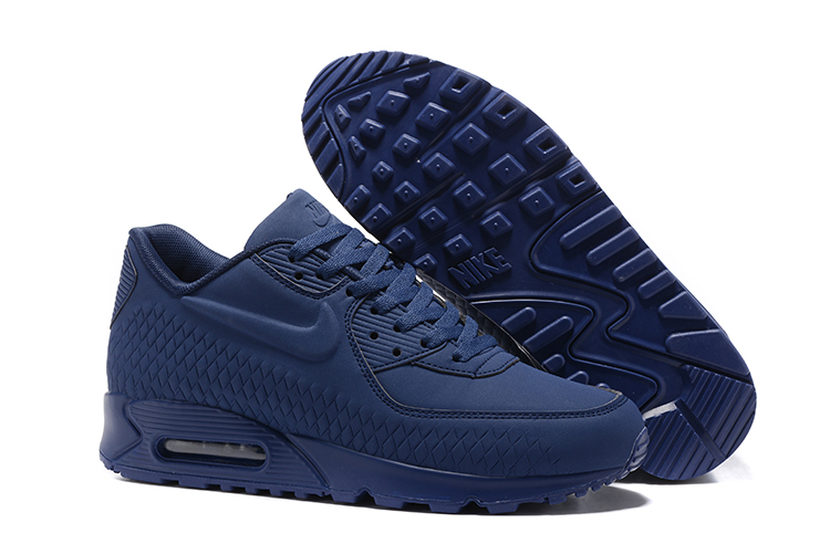 sneakers for cheap 6a618 5dcd7 Prev Nike Air Max 90 Woven Men Training Running Shoes Navy Blue 833129-011.  Zoom