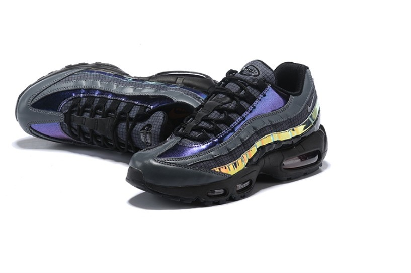 air max 95 black and purple