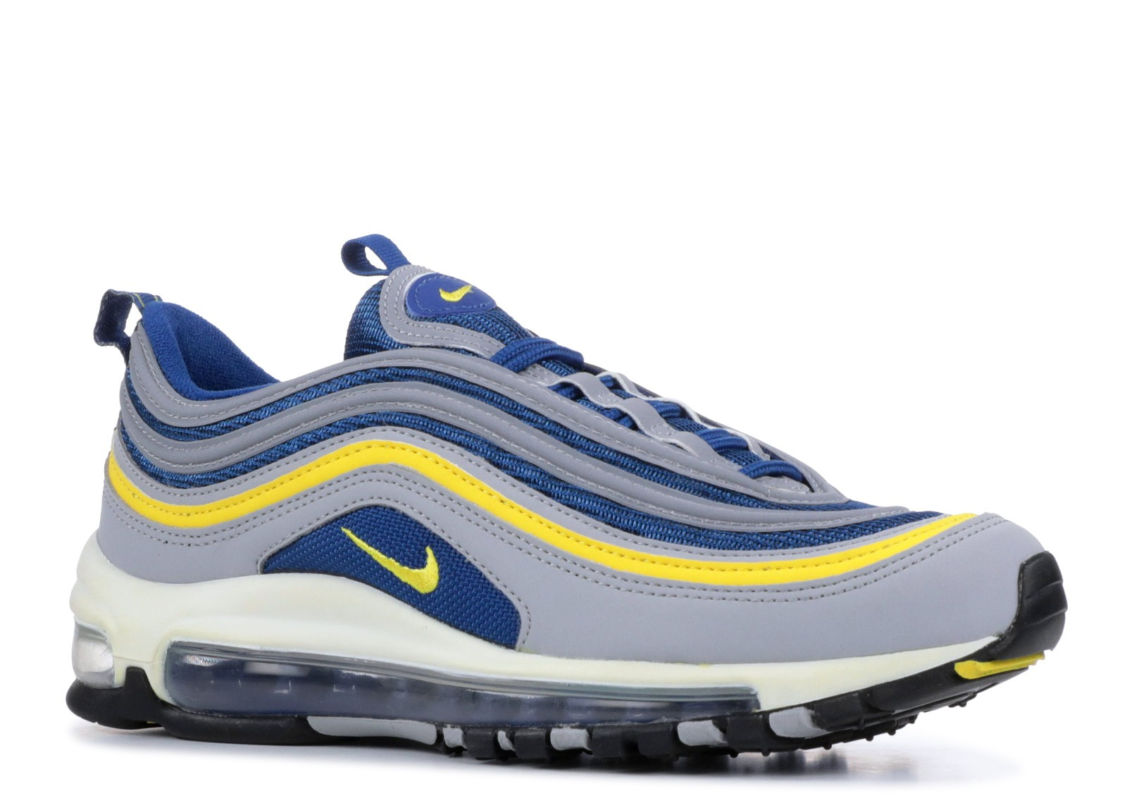 Nike Air Max 97 GS Wolf Grey Tour Yellow 921522 003