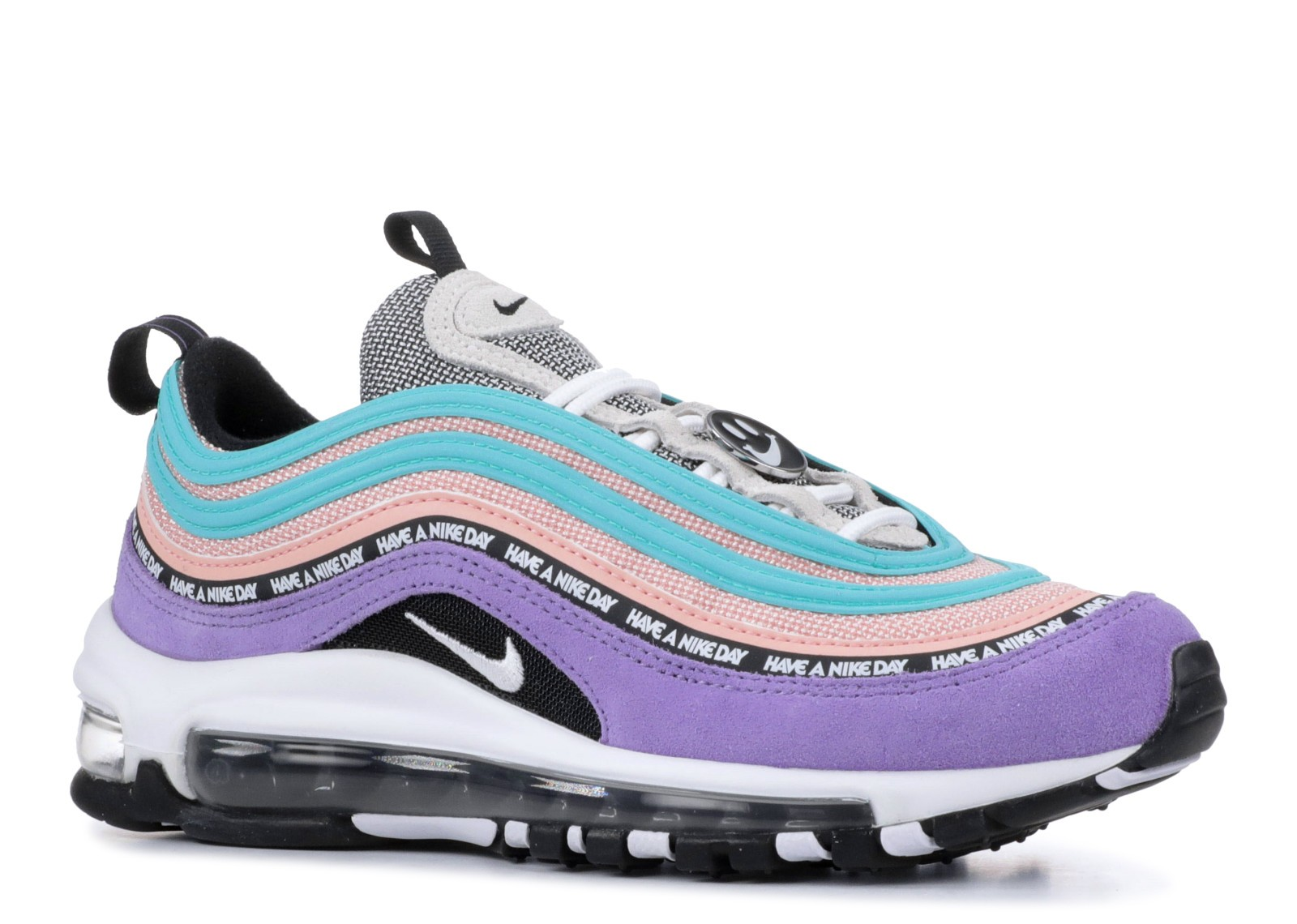 Nike Air Max 97 Have a Nike Day Space Purple White Black 923288 500