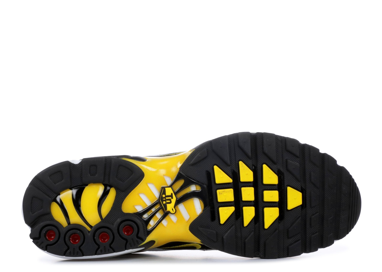 Nike Air Max Plus 97 Tuned Frequency Pack Tour Yellow White Black
