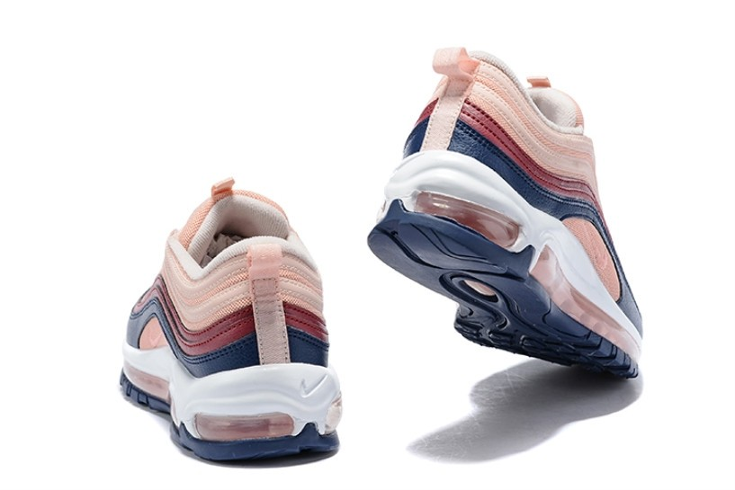 Nike Air Max 97 Pink Blue Wine 921733 802