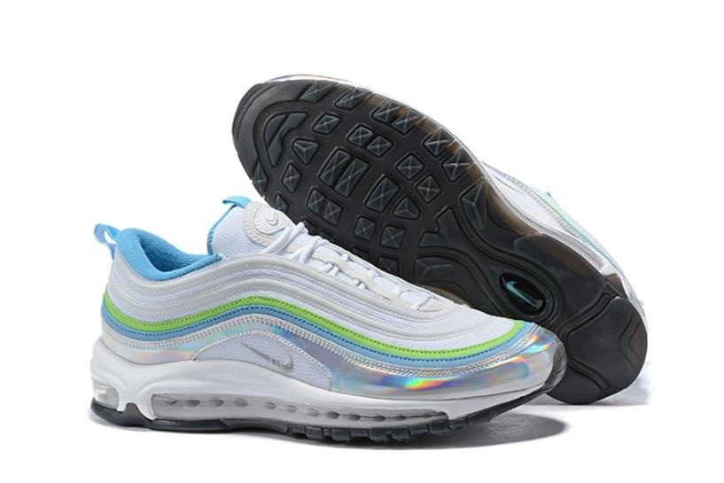 Nike Air Max 97 'SilverGreen'