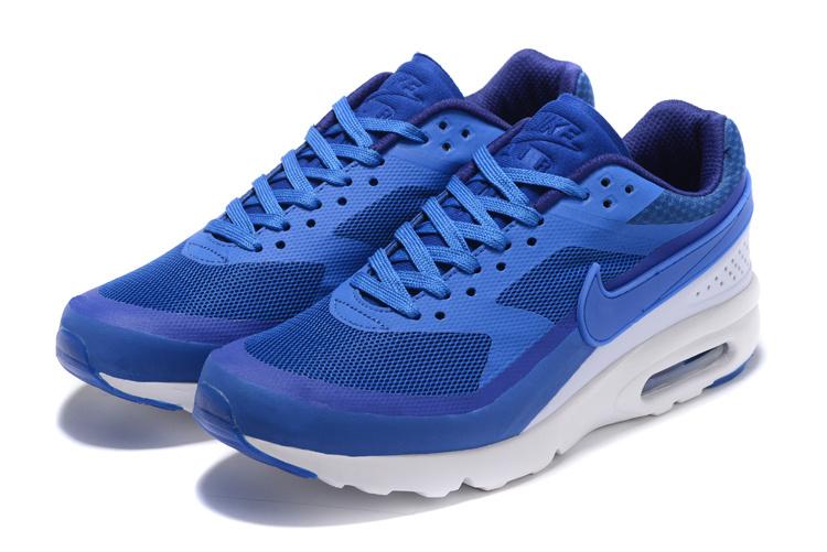 Nike Air Max BW Ultra Lifestyle Laufschuh Running Freizeit Sneaker Royal Blue 819475 400