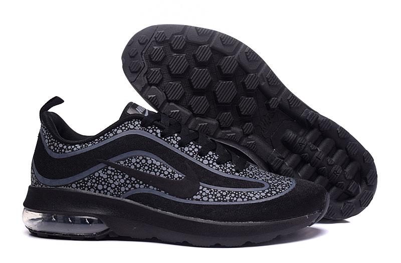 99dd59d70614 Prev Nike Air Max Mercurial Ronaldo 98 Brazil Men Sneakers Shoes Black  Metallic Silver 818675-700. Zoom