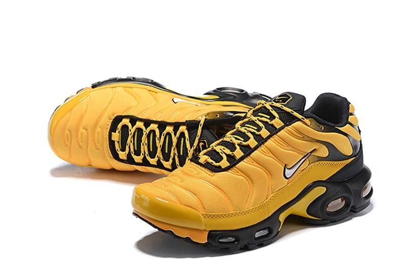 Nike Air Max Plus TN Frequency Pack AV7940 700 Yellow Black