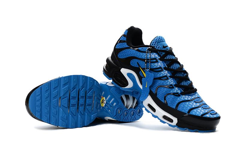 La Internet mecánico gráfico  Nike Air Max Plus TXT TN KPU Navy Blue Black Men Sneakers Running Trainers  Shoes 604133-103 - Sepsale