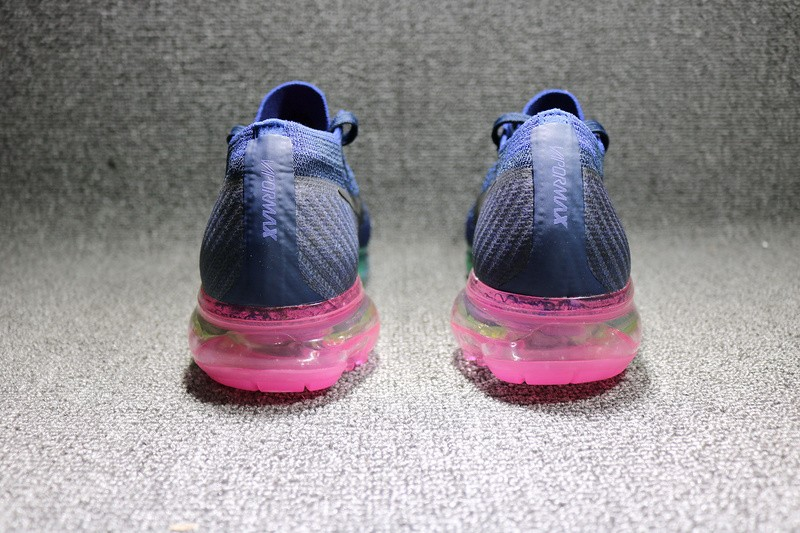 newest collection 7d552 2b84a Nike Air Vapormax Flyknit Be True Deep Royal Blue Off White 883274-400