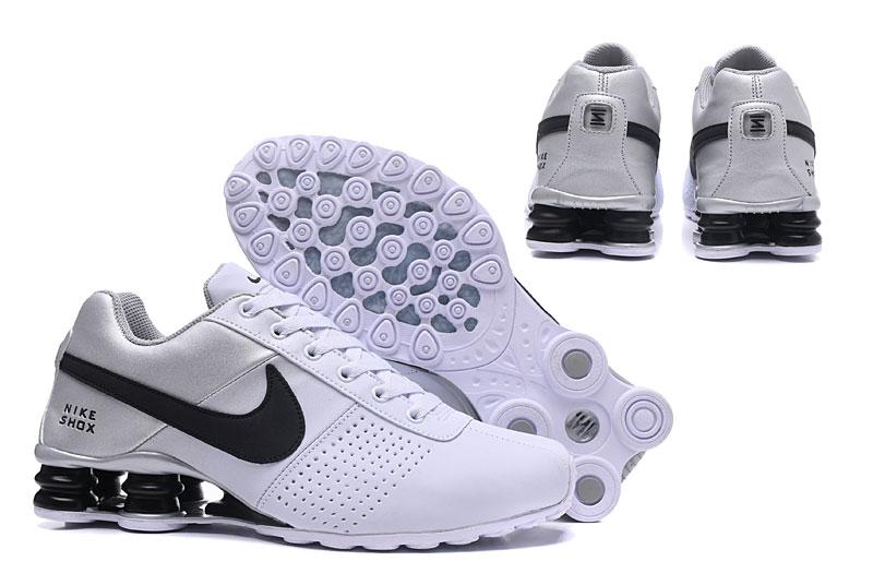 Nike Shox Deliver Men's in 2019 | Nike shox shoes, Nike