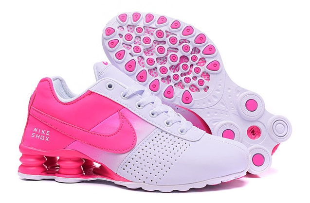 the latest 669ef 411a9 Prev Nike Shox Deliver Women Shoes Fade White Fushia Pink Casual Trainers  Sneakers 317547. Zoom