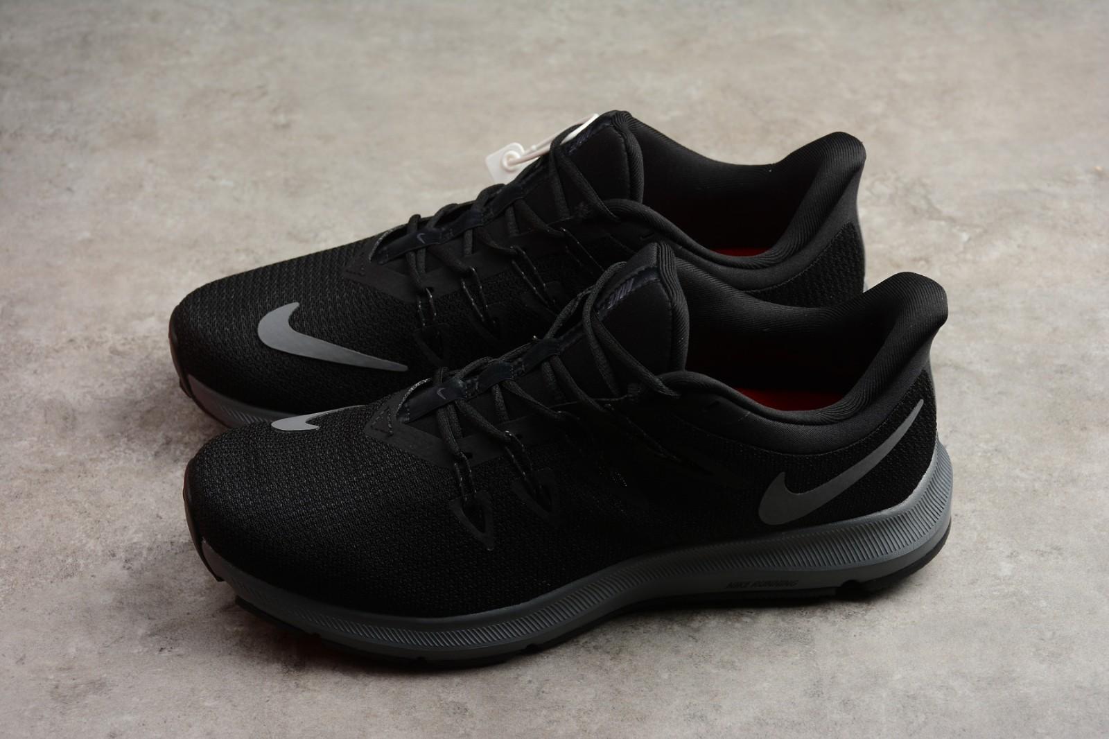 Kenia Lidiar con Clip mariposa  Mens Nike Quest 1.5 Black Anthracite Cool Grey AA7403 002 - Sepsale