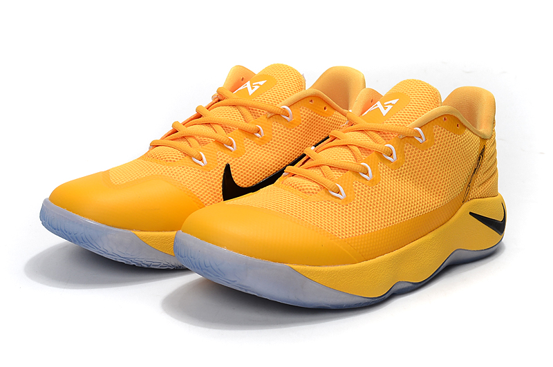 watch a5af0 b811b Nike Paul George PG2 Men Basketball Shoes Yellow All 878628