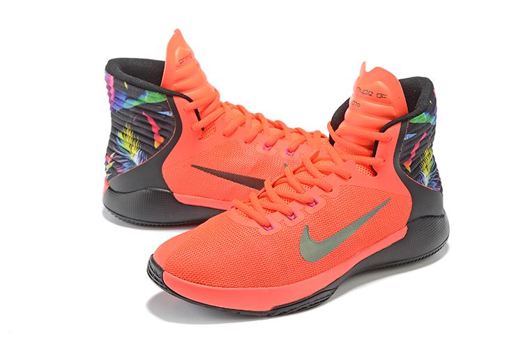 premium selection d4f56 9c9c9 Nike Prime Hype DF 2016 EP Orange Black Colour Mens Basketball Shoes 844788