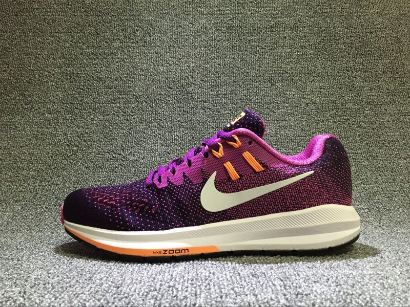 quality design 4ef45 f002d Nike Air Zoom Structure 20 Lace Up Vivid Purple 849577-501 - Sepsale