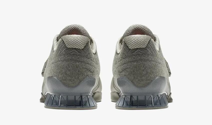Día Enfermedad infecciosa Estragos  Nike Romaleos 3 XD Patch Dark Stucco BV0639-001 - Sepsale