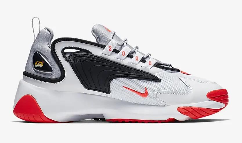 Nike Zoom 2K Black Red AO0269 105  AO0269 105