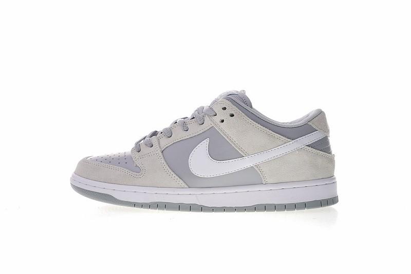 5de2edfa610 Nike Sb Dunk Low Trd White Summit Wolf Grey AR0778-110