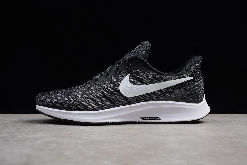 11407cc711dd3 Prev Nike Air Zoom Pegasus 35 Black White Running Shoes 942855-001. Zoom